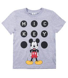 Disney Mickey T-Shirt grau(98) (128 grau)