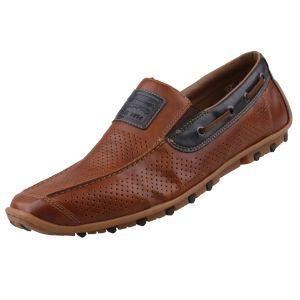 Rieker Herren Slipper Braun, Schuhgröße:EUR 43