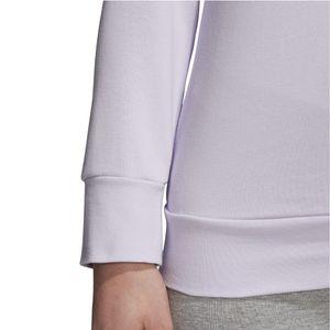 adidas Pullover Damen Rundhals, Farbe:Flieder, Damen Größen:L
