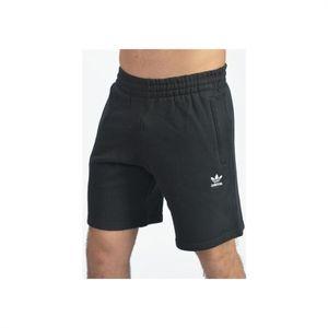 Adidas Originals Shorts Herren ESSENTIAL SHORT FR7977 Black, Größe:XL