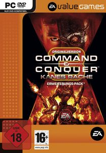 Command & Conquer 3 - Kane's Rache