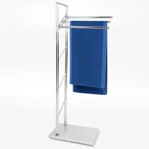 Handtuchständer, Handtuchhalter verchromt