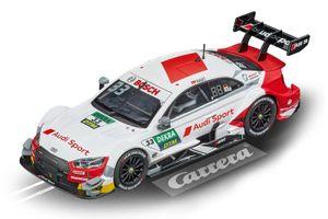 Carrera rennwagen Digital 132 Audi RS 5 DTM 1:32 weiß/rot