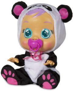 Interactive IMC TM Toys Cry Babies Serie Puppen Pandy weint mit echten Tränen