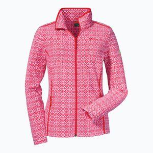 Schöffel Salto2 Fleecejacke Pink - Damen, Größe:46