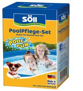 Söll Pool Pflege-Set AquaDes® und AlgenFrei je 250 ml