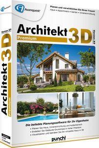 Architekt 3D X9 Premium