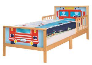 Roba Toddler-Themen-Komplettbett 'Car'; 20220