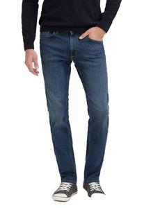 Mustang Washington Herren Jeans mit dezenter Waschung / Slim Fit, Größe*:W34 L32