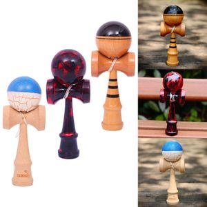 3x Holz Outdoor Sports Kendama Toy Ball für Kinder Und Erwachsene Outdoor Ball