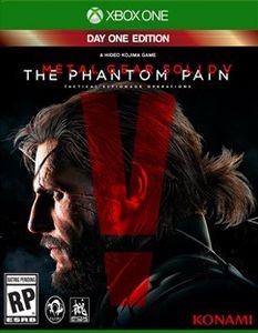 Konami Metal Gear Solid V: The Phantom Pain D1 Xbox One, Xbox One, RP (Rating Pending)