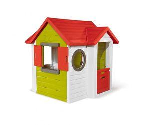 Smoby My Neo House Playhouse, Standspielhaus, Junge/Mädchen, 2 Jahr(e), Mehrfarbig, 8 Jahr(e), Kunststoff