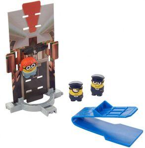 Mattel spielset Minions Splat'Emsvoyage 7-teilig