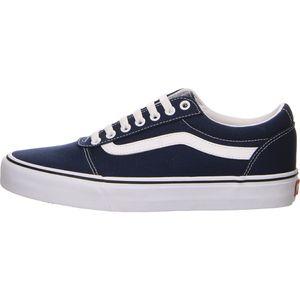 VANS Herren Sneaker Sneaker Low Textil blau 48