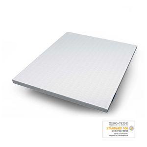 Genius Eazzzy Topper (Größe 180 x 200 x 7 cm) als Matratzenauflage für Matratzen & Boxspringbetten; A19206