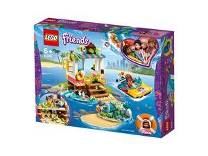 LEGO® Friends Schildkröten-Rettungsstation, 41376