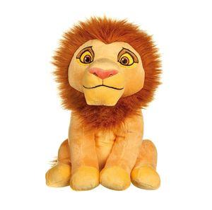 Simba sitzend 30 cm König der Löwen Kuscheltier