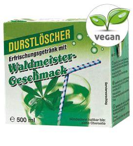 12x 500ml Durstlöscher Waldmeister