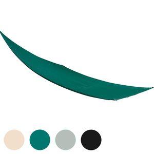Sonnensegel für Garten / Terrasse - 98% UV-Schutz - Grün - Rechteckig - 2,5 x 3m