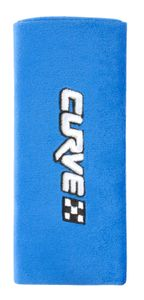 Curve Mini-Gurtpolster Curve ab 5 Jahre blau, 26119
