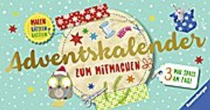 Ravensburger Adventskalender zum Mitmachen
