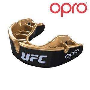 OPRO Mundschutz, Gold, UFC, schwarz-gold