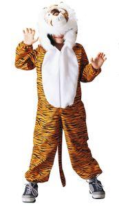 Tiger Kostüm für Kinder 86 - 116, Größe:104