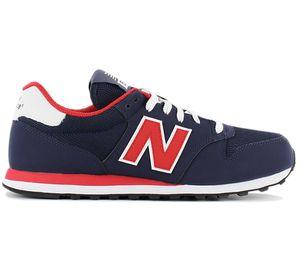 New Balance 500 Sneaker Herren - blau/rot/weiß 41 1/2