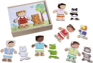 HABA  - Holzpuzzle Kinder der Welt - Puzzle