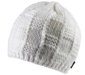 McKinley Damen Freizeit Ski Strick Mütze Zwenna II weiß