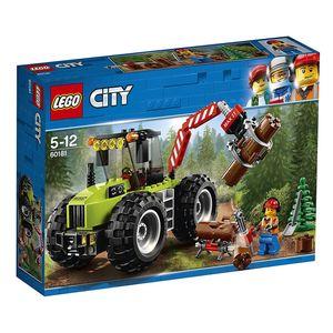 LEGO® City Forsttraktor, 60181