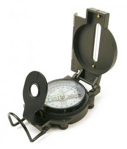 Kuenen Profi-Kompass aus Metall, 7,5 x 5,5cm
