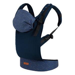 Ergonomische Babytrage Kindertrage Bauchtrage Rückentrage Rucksack MoMi Collet