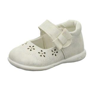 Tortuga Mädchen-Babyschuh Weiß, Farbe:weiß, EU Größe:21