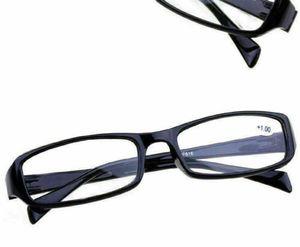 10X Set Lesebrillen Lesebrille Brille Lesehilfe Schwarz Sehhilfe +1,5