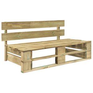 Friesenbank/Garten-Palettenbank Holz