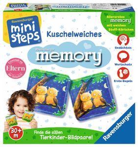 Kuschelweiches memory® Ravensburger 04512