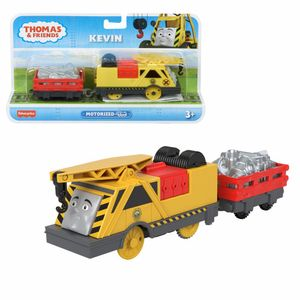Mattel GJX82 - fisher-price - Thomas und seine Freunde - Lokomotive, Kevin