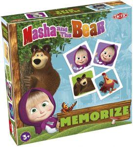Tactic erinnerung Masha und der Bär 54-teilig