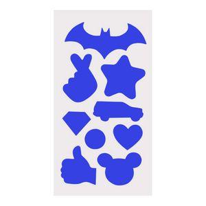 Daunenjacke Reparaturset   Nylon Selbstklebende Reparatur Patch Für Farbe Blau