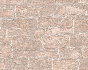 A.S. Création Tapete Dekora Natur 5, beige, 10,05 m x 0,53 m, 343826, 3438-26