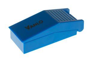 VANLO Pillenteiler mit Auffangschale - Tablettenteiler Pillenzerteiler Tablettenschneider Pillenschneider