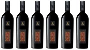 6x Arcane Xv Le Diable Vin de France 2015 – Weingut Xavier, Vallée du Rhône – Rotwein