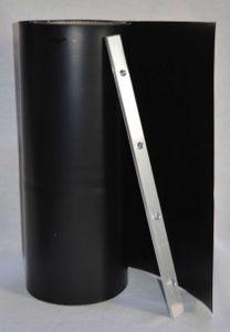 3m Wurzelsperre 2mm H: 70cm mit Schiene