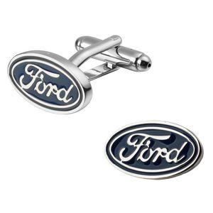 Ford Logo Manschettenknöpfe Herren Manschettenknöpfe Schmuck