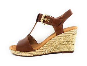 Gabor Comfort Sandale Braun Größe 8, Farbe: braun
