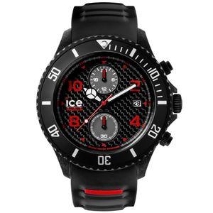 Ice Watch Ice-Carbon Big Big Herren Chronograph schwarz CA.CH.BK.BB.S.15