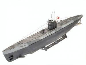modell-U-Boot Typ IX C U6 106 cm 170-teilig