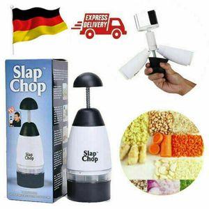 Miixia Küche Slap Chop Knoblauch Presse Lebensmittel Obst Slicer Gehackt Küchengeräte