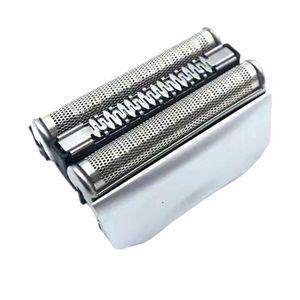 Ersatzfolienkopf Scherkopf Für Braun Series 7 70S, kompatibel mit den Modellen 790cc 7865cc 7899cc 7898cc 7893s 760cc 797cc 789cc Zubehör (silber)